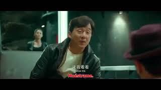 Operação zodíaco -Cena de ação na fábrica(Parte 1) Jackie Chan
