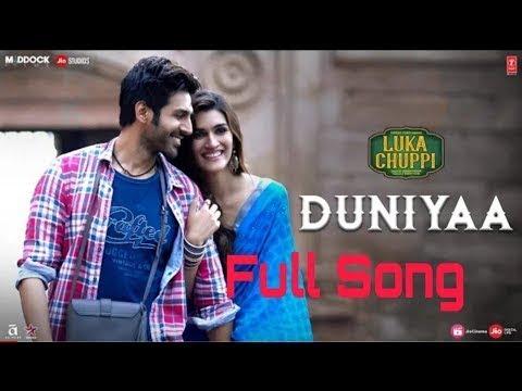 luka-chuppi:-duniyaa-full-video-song-|kartik-aaryan-kriti-sanon-|akhil-|-dhvani-b-|-duniya-full-song