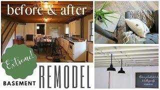 Basement Remodel  ~ Industrial Design ~ Etsy Shop Office Tour ~ DIY Basement Remodel