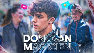 DONOVAN MAGICIEN STREET MAGIC