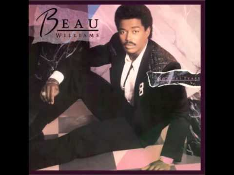 Beau Williams - All Because of You (1986)