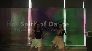 HOLI SPIRIT OF DANCE: Choreography by Gunjan Dhagat