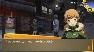 """Persona 4 Golden: """"Sure, When Teddie"""