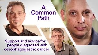 A Common Path: Oesophagogastric Cancer