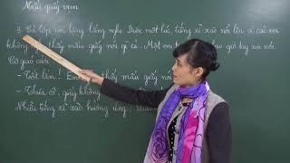 Tiếng Việt lớp 2 [Tập đọc] - Mẩu giấy vụn