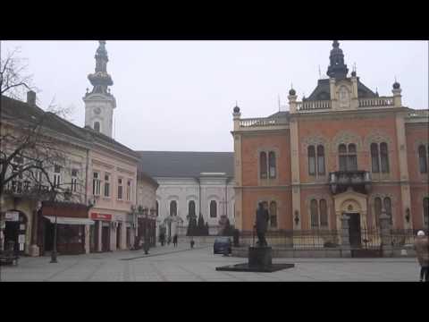 Novi Sad, Serbia - Winter 2016