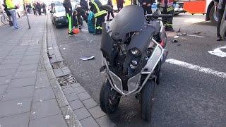 NRWspot.de | Rollerfahrer schwer verletzt – mit Rettungshubschrauber in Klinik geflogen