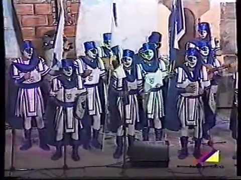 """Comparsa """"Tu Guardián"""" 1998"""
