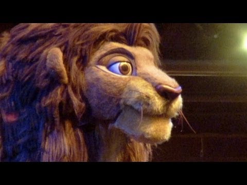 Disney's Festival of the Lion King FULL SHOW Animal Kingdom Disney World HD 2013 (Pandavision)