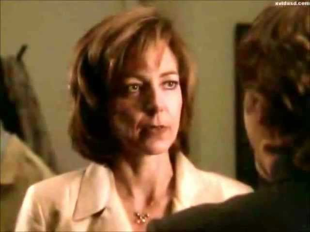 The West Wing - CJ Cregg and Danny Concannon - First Kiss