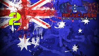Power and Revolution (Geopolitical Simulator 4)Australia Part 2 2018 Add-on