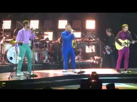 Take That - Get ready for it (Live @ O2 London - 19 June 2015)