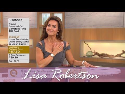 QVC Host Lisa Robertson Death