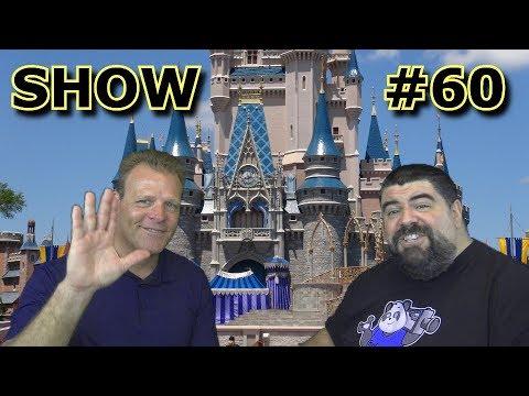 Big Fat Panda Show #60 - with Dan Cockerell - Former Vice President Magic Kingdom