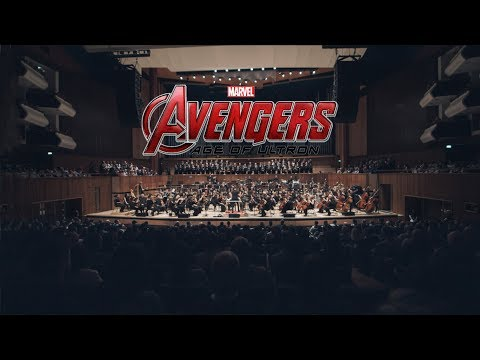 "Brian Tyler - ""Avengers Age of Ultron"" Live in Concert"