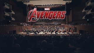 """Brian Tyler - """"Avengers Age of Ultron"""" Live in Concert"""