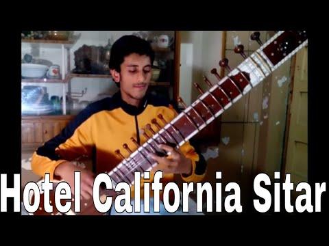 Hotel California Sitar