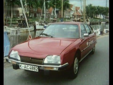 Autotest 1978  - Citroen CX 2500 Diesel