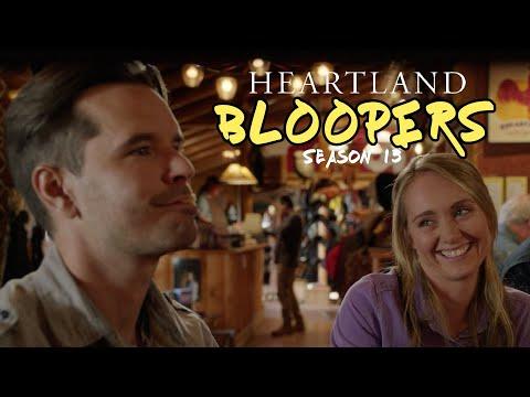 Heartland Season 13 Bloopers | Heartland