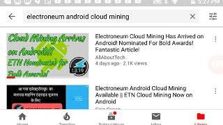 Electroneum - Content Creators Beware!