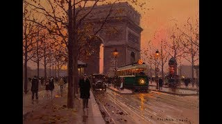 3 Hours of Once Upon a Time in Paris  Erik Satie [HD]