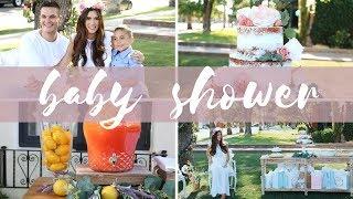 Baby Shower!! -@karelyvlogs