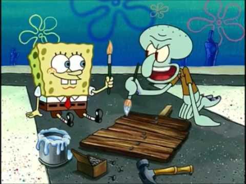 SpongeBob Music - Crocodile Tears (a)