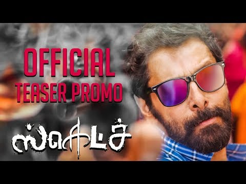 Sketch Official Teaser Promo - Chiyaan...