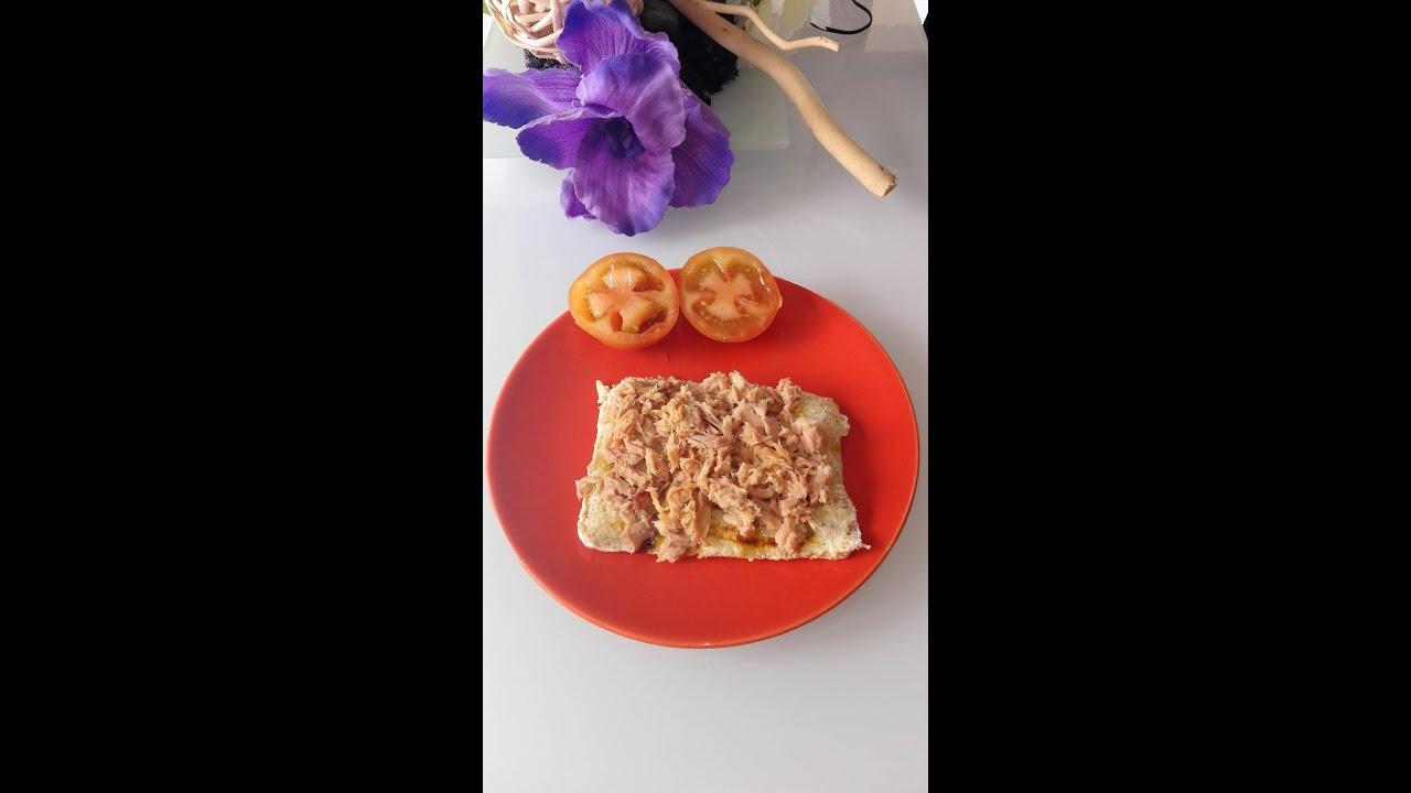 Hidratos microondas sin pan
