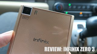 Unboxing & Full Review Infinix Zero 3 Indonesia.