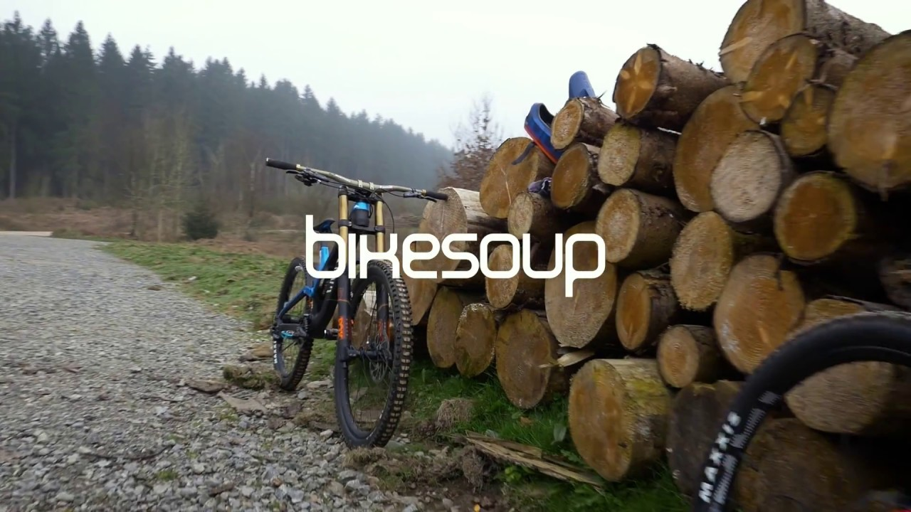 88417f4c5aa VIDEO: The Canyon Sender; From the POV of a Non-Downhiller...?! - Bikesoup