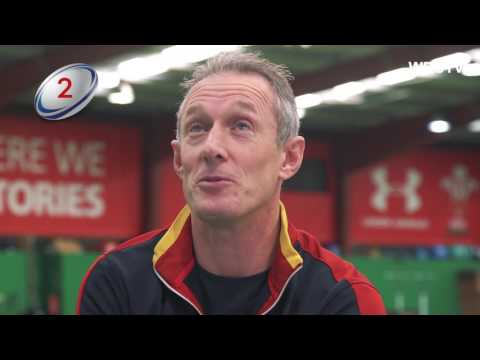 QUIZ TIME! with Rob Howley | Under Armour Series 2016 | WRU TV