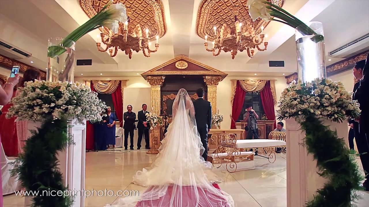 Joross Gamboa & Katz Saga Wedding Photos by Nice Print Photography