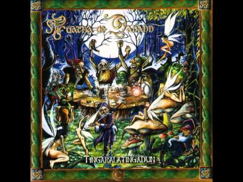 Some Tunes To Fly - Tuatha Dé Danann