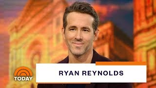 Ryan Reynolds: '6 Underground' Has 'Craziest Car Chase Ever' | TODAY
