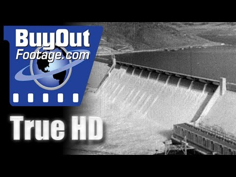 The Columbia River - America's Power Stream 1949 Historic HD Footage