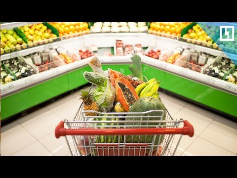 Чёрная икра и армянский коньяк: что продаётся в думском супермаркете