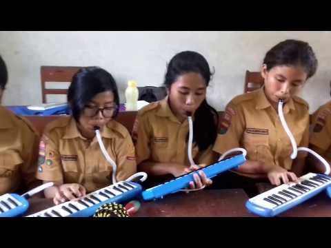 Ujian Praktek Musik - O INA NI KEKE dan ASAL KAU BAHAGIA