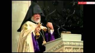 Catholicos Aram I At National Cathedral: 'We Claim Justice'