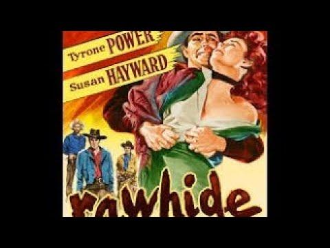 Download Ο ταχυδρομος της κολασεως (Rawhide) 1951 Greek subtitles