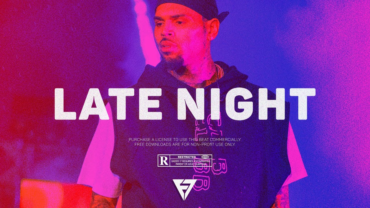 Chris Brown Tour 2020.Free Late Night Rnbass X Chris Brown Type Beat 2020 Radio Ready Instrumental