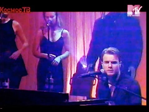 Gary Barlow - Open Road (Live on MTV Europe - 1997)