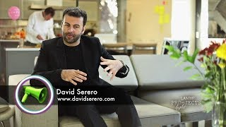 TV Interview DAVID SERERO by LANISE PRO-JECTS - Chicago (2018)