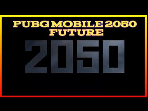 PUBG MOBILE 2050 FUTURE🔮 OFFICIAL TRAILOR