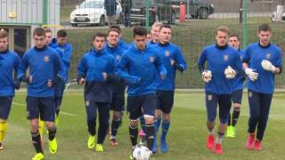 Юнацька збірна U-19 готується до еліт-раунду Євро-2017