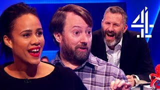 Liam Neeson's Racial Comments, with David Mitchell & Zawe Ashton  | The Last Leg