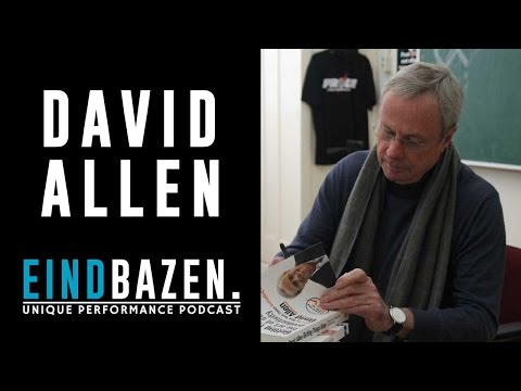 37# Getting things done with David Allen [English]