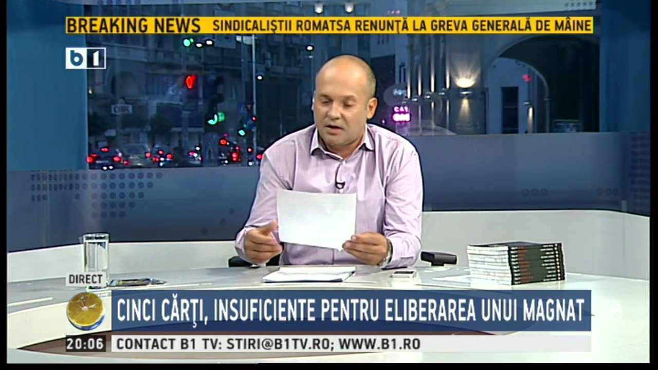 Radu Banciu despre respingerea eliberarii lui Ioan Niculae