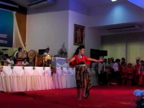 ดนตรีไทย เด็กประถม รำ4ภาค (1)