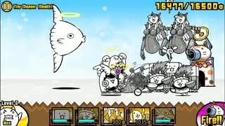 The Battle Cats! Lil' Axe Awakens - Tiny Chopper!